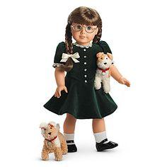 American Girl® Dolls: Molly's Christmas Dress