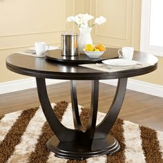 180 Best Tables With Built In Lazy Susans Images Lazy