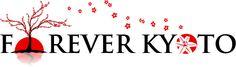Forever Kyoto Logo - Symbolized by the sakura.  The cherry tree blossom.