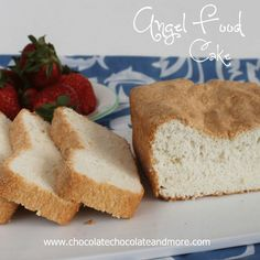 Vanilla Angel Food Cake