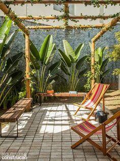 Revista Arquitetura e Construção - 10 ideias para incrementar o jardim