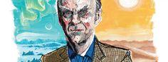 El Explorador (Ilustración) / Retrato del explorador británico Sir Ranulf Fiennes, que a la edad de 71 años, y después de sufrir dos ataques al corazón, se