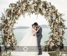 环球影爱海外婚礼-泰国普吉岛斯攀瓦酒店 景露台婚礼-真实婚礼案例-环球影爱海外婚礼作品-喜结网