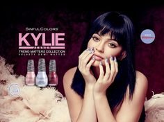SinfulColors Kylie Jenner Trend Matters Velvety Demi Collection #FlawlessVoxBox #contest