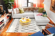 34 Small-Space Tips For Cohabitators #refinery29