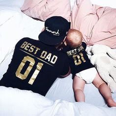 Best DAD Best SON matching family shirts, Best DAD Best SON dad and baby shirts, dad and baby matching outfits, Father and SON matching shirts