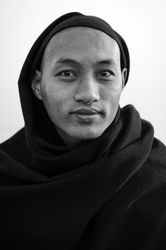 Monk in Myanmar - Guillaume Megevand