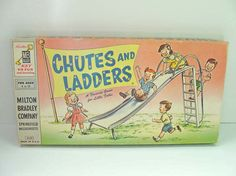 Chutes and Ladders, vintage