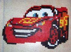 Perles Hama : Cars - Les loisirs de Pat