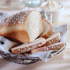 Maple Oatmeal Bread @ Recipe.com