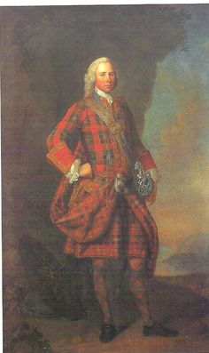 James Moray (13th of Abercairny. 1705-1777)