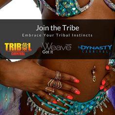 It's official! We've partnered with @tribalcarnival & @trudynastycarnival for #Caribana2016 Head to carnival.weavegotit.ca for your costume & hair discount!! Link in bio! #Soca #SocaWarriors #Carnival #WestIndies #Toronto #MoreVybz #Jouvert #Caribbean #WestIndian #SocaArmy #SocaArtist #GoodVybz #Backline #Frontline #Jamaica #Barbados #TrinidadAndTobago #Trini #Grenada #Vincy #RoadMarch #Bacchanal #TNT #SVG #PartyDone #Fete #Yardie #IslandGyal #TeamSoca