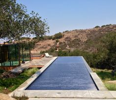 """This Hydralux installed with the optional """"solar slats"""" is located in Monterey CA"""