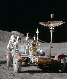 Apollo 15 | Jim Irwin | July 31, 1971