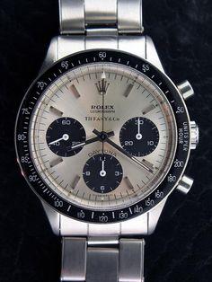 Rolex Cosmograph Daytona Tiffany & Co.