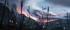 Garin's Army by chasestone.deviantart.com on @DeviantArt