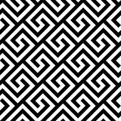 Welcome Pattern Pop :: Product Patterns Geometric Designs, Geometric Shapes, Geometric Pattern Design, Pattern Drawing, Pattern Art, Graph Paper Art, 1 Tattoo, Stencil Painting, Stencil Designs