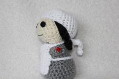 Crocheted Downton Abbey Lady Sybil amigurumi by 2Legit2Knit, $35.00