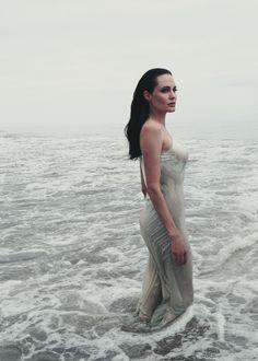natsaliedormer: Angelina Jolie by Annie Leibovitz for Vogue, 2015