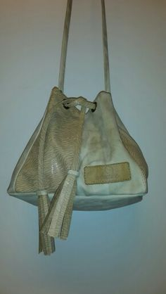 Leather exclusive holderbag