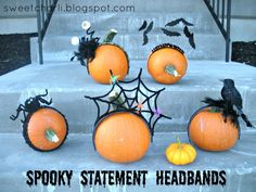 Halloween Headband Craft