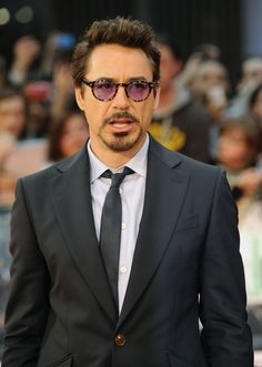 a52b3fe3b9f Noticed how Robert Downey Jr. can carry off being a super hero and rock  some pretty cool We have!