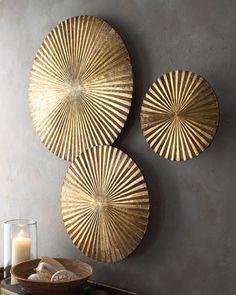 home decor & interior design - ShopStyle: Neiman Marcus Arteriors Large Wall Medallion