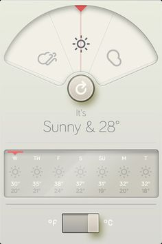 WTHR App: designer David Elgena: Taking a cue from Dieter Rams  #UI