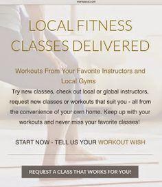 Workout Wish List