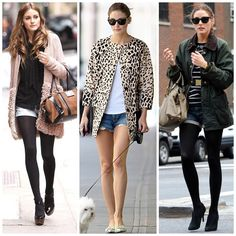 In love with Olivia Palermo's casual chic style