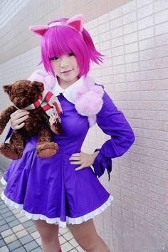 League of Legends   Annie   Cosplay Costume Custom   eBay