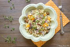 Madame Xícaras: Salada Quente de Bulgur