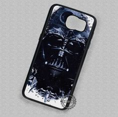 Darth Vader Art Star Wars - Samsung Galaxy S7 S6 S5 Note 7 Cases & Covers
