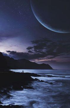 (Tasha Marie) | Distant Planets prints | instagram purchase this print