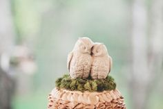 owl cake toppers - Google Search