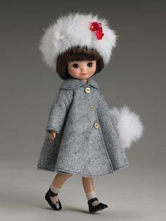 2006 - Bundled Up | Tonner Doll Company | Regular line outfit | LE 2000