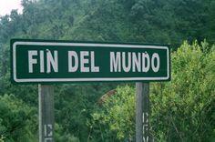 Yo sé que este está en Argentina, pero yo no sé porque es llama 'el fin del mundo'. quiero aprender porque.