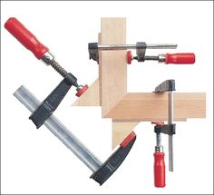 World Of Wood: Miter Clamping Tip