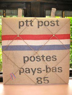 Mijn specialiteit: de postzakken