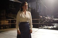 Agent Carter - Peggy Carter - Hayley Atwell