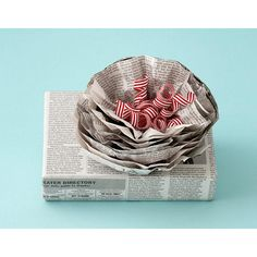 """Unique gift wrap ideas « found on Polyvore  ✮✮Feel free to share on Pinterest"""" ♥ღ www.GOODPLACETOBUYSHOES.com"""