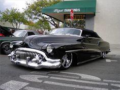Buick Convertible 1950