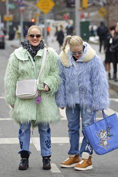 New York Fashion week Winter 2015 #nyfw #nyfw2015