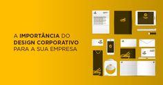 O design corporativo é essencial para comunicar a sua marca ao seu público-alvo. O design pode ser usado para refletir os seus valores de forma eficaz, através da identidade corporativa da sua empresa. http://designportugal.net/a-importancia-do-design-corporativo-para-a-sua-empresa/