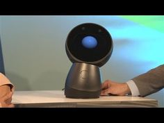 Meet Jibo: The Social Robot of the Future