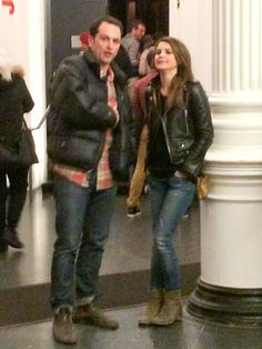 Keri Russell and Matthew Rhys Are a Couple - Couples, The Americans, Keri Russell, Matthew Rhys : People.com