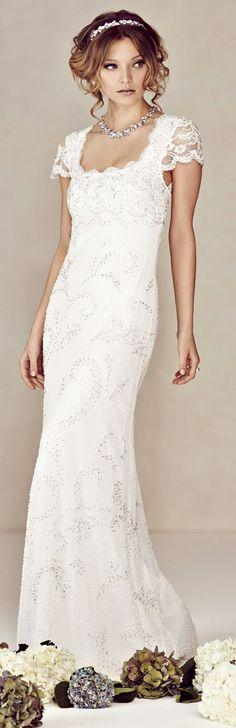 Dresses for Older Brides Second Wedding | Best Wedding Dresses For Older Brides With Sleeves 0015