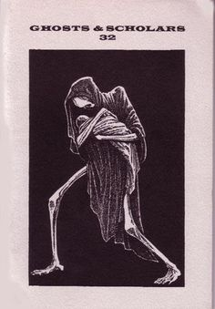 Paul Lowe for Ghosts & Scholars magazine, all depicting ghost stories by Victorian horror master M. R. James.