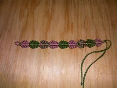 Pulsera - Tecnica Pizzo Margarete - YouTube