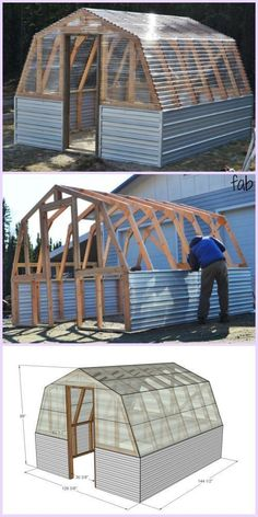 Woodworking Plans and Projects - Ted's Woodworking Plans and . Woodworking Plans and Projects - Ted's Woodworking Plans and . Diy Greenhouse Plans, Backyard Greenhouse, Backyard Landscaping, Homemade Greenhouse, Small Greenhouse, Greenhouse Wedding, Backyard Fences, Heating A Greenhouse, Winter Greenhouse